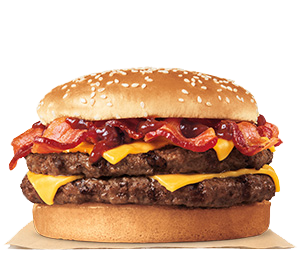 BBQ Bacon King