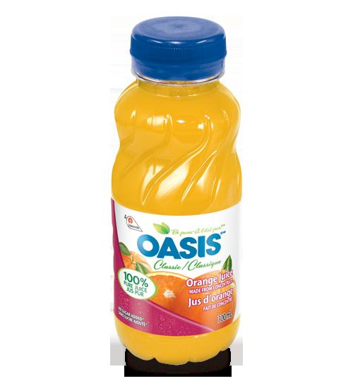 Oasis Orange Juice