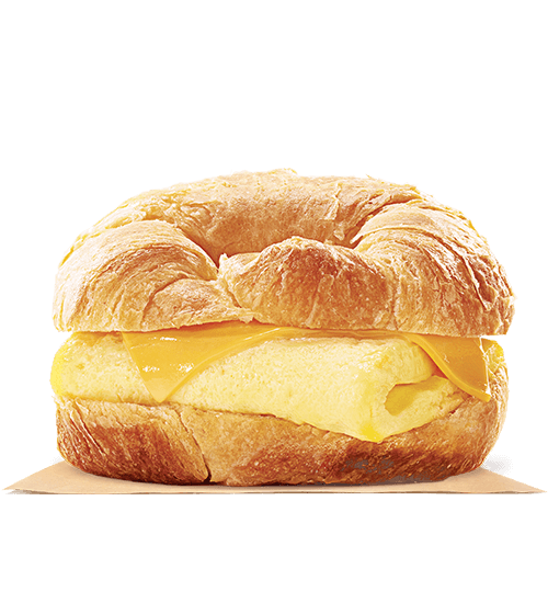 Egg & Cheese CROISSAN'WICH