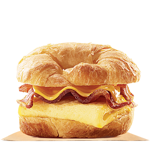 Bacon, Egg & Cheese CROISSAN'WICH