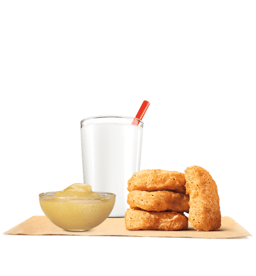 Chicken Nuggets King Jr Meal