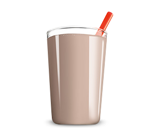 low fat chocolate milk