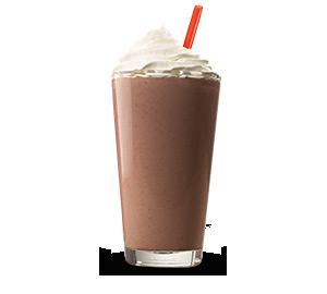 Hand Spun Chocolate Shake