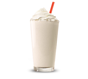Hand Spun Vanilla Shake